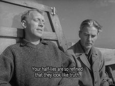 Winter Light (Nattvardsgästerna), 1962, Ingmar Bergman
