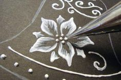 Scroll Saw Projects with Texture Mediums (mud) and paint