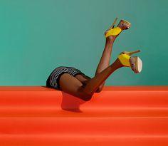Lose balance  Photo by Julia Galdo