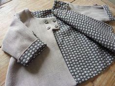 patron couture pour bébé gratuit 19: