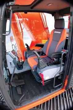 excavator seats - Google Search Garbage Collection, Gaming Chair, Google Search, Decor, Decoration, Decorating, Deco