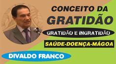 Divaldo Franco - Conceito Da Gratidão, Saúde, Mágoa, Auto Destruição, Mi...