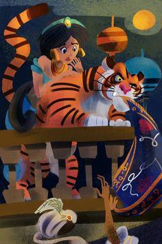 Disney Cast: Felídeos da Disney - Parte 2