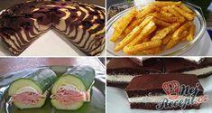 17 nejlepších FITNESS receptů bez mouky a cukru, strana 1 Healthy Desserts, Healthy Recipes, Serbian Recipes, Food Garnishes, Banana Split, Mocca, Creative Food, Quick Meals, Food Hacks