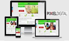 ‎Google‬ Penalize websites ranking that are not MOBILE-FRIENDLY. PixxelDigital boost your Business with Mobile Responsive Website Design and Development Solution...