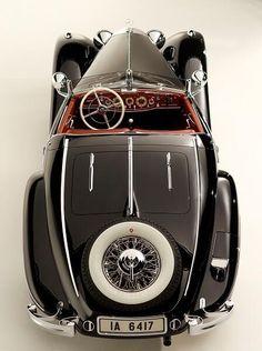 1936 Mercedes-Benz Von Krieger 540K Special Roadster