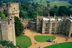 Warwick Castle, England - Been there!