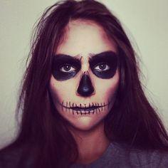 15 impressive but easy halloween makeup tutorials even beginners can do - Halloween Makeup For Beginners