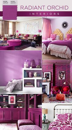 Radiant Orchid Revealed as Pantone's 2014 Color of the Year | LadyLUX - Online Luxury Lifestyle, Technology and Fashion Magazine