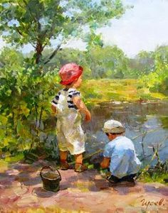 A lot of great pins today ... thank you!!!  Tonight and Wednesday, let's do TWO CHILDREN     (Vladimir Gusev)
