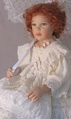 Franciska by doll artist Zofia Zawieruszynski
