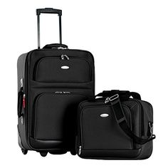 0958df1a89 Top 10 Olympia Travel Luggage Sets of 2018 Carry On Suitcase