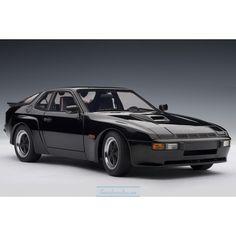 1980 Porsche 924 Carrera GT (black)