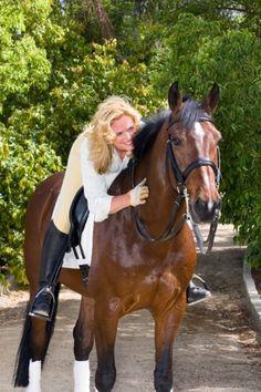 For Ann Romney, horses are a lifeline - The Washington Post