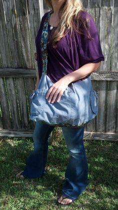 Large Bag/Purse Diaper bag by CaraLeAnnDesigns on Etsy, $45.00