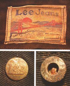 Lee jeans vintage
