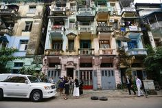 Yangon Historic City Center   World Monuments Fund
