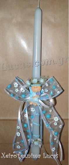 Πασχαλινές λαμπάδες http://lucas.com.gr/el/our-shop/candles/decorative-candles.html