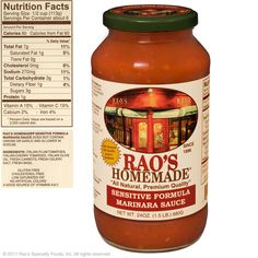 Looking for garlic-free, onion-free tomato sauce? Look no further than Rao's sensitive formula marinara sauce, folks. New Yorkers can find it at their local grocery store. ;)