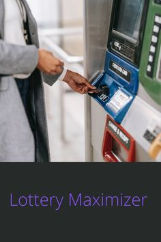 Lottery Maximizer Is Here -- Using All New Angles Never Seen By A Real 7x Lotto Winner... Super Affs Make 10k A Day... Lotto Winners, Need Money Now, Landline Phone, Angles, How To Make