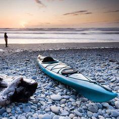 Wilderness Systems Tsunami 135 Ocean Sea Touring Kayak for Ocean Kayaking