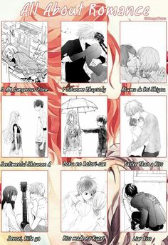 Manga To Read | All About Romance