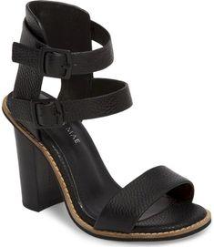 e95b68ec574 Alias Mae Casper Tall Sandal in Black