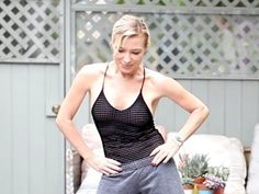 Tracy Anderson's 5 Moves To Boost Your Confidence - YouTube