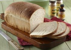 I found this recipe for Vanilla Spice Bread, on Breadworld.com. You've got to check it out!