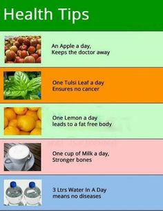 Health tips -food health benefits nutrition Health Snacks, Health Eating, Health Diet, Health And Wellness, Health Fitness, Health Care, Fitness Tips, Good Health Tips, Health Tips For Women