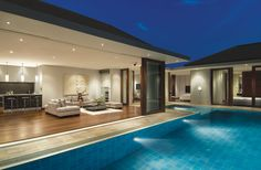 Steps from the long stretches of sandy beaches of the Western sunset Coast, these exceptionally luxurious Smart Villas™ have every amenity desired by the most discerning of guests. Description from fnetravel.com. I searched for this on bing.com/images