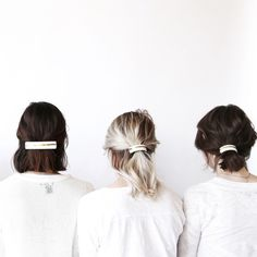 Hair Styles 2018 Metal hair bands – the only accessory you need Discovred by : Byrdie Beauty Messy Hairstyles, Pretty Hairstyles, Hairstyle Ideas, Clavicut, Mode Outfits, Hair Day, Gorgeous Hair, Hair Inspo, Hair Goals