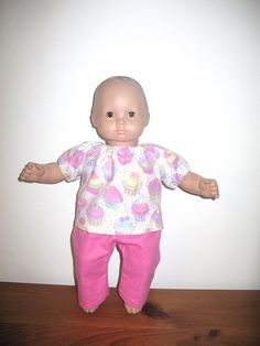 Doll Clothes for Bitty Baby Bitty Twin or by roseysdolltreasures, $8.99