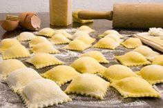 The Ravioli Co. - Ravioli and Filled Pasta - Homemade Ravioli Filling, Homemade Pasta, Cheese Ravioli Filling, 4 Cheese Ravioli Recipe, Homemade Cheese, Homemade Breads, Pasta Recipes, Cooking Recipes, Cooking Tips