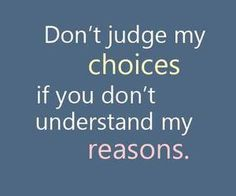 Yep, it's important that we don't make snap judgements about other people. Working on this every day, with God's help.
