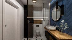 Nowoczesna łazienka Bathroom Lighting, Mirror, Furniture, Home Decor, Bathroom Light Fittings, Bathroom Vanity Lighting, Decoration Home, Room Decor, Mirrors