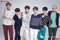 Lotte Duty Free featuring EXO, Spring Issue No.65, April 2014