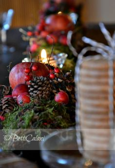 Christmas decorations © Betti Calani