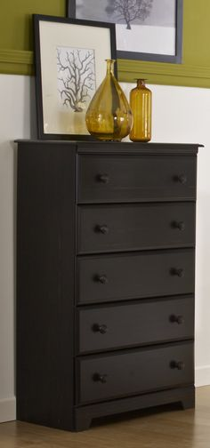 Washburn 5 Drawer Chest