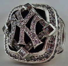 2009 New York Yankees Ring