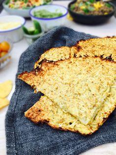 Rodfrugt-tortillas - lækre madpandekager lavet af rodfrugter - glutenfrie og low…