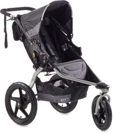 BOB Revolution SE Stroller...just add car seat and it clicks in