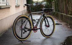Zum Ende der Cyclocross Saison wollen wir euch zeigen, dass die Cyclocross Saison doch noch lange nicht zu Ende ist. Dieses schöne CX1 Cyclocross wird sein