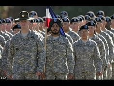 Sikh's allowed to wear beards and turbans in the U.S. Army. Not the same Army of WWII. Not even the same Army of 10 years ago.