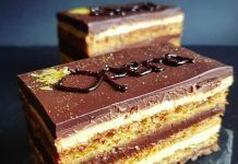 Prajitura Opera Tiramisu, Caramel, Gluten, Cookies, Ethnic Recipes, Food, Mascarpone, Salt Water Taffy, Biscuits