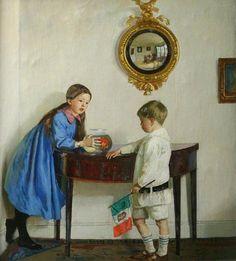 pinturas, delicadas