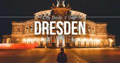 2 Tage Dresden im Winter: Die 7 besten Dresden Sehenswürdigkeiten, Reisetipps und Highlights die du besichtigt und gemacht haben solltest zu Weihnachten.