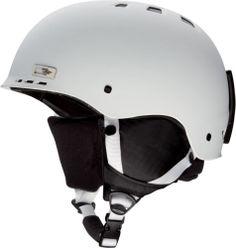 New 2014 Smith Holt Ski Snowboard Helmet Adult Small Matte White