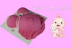 Gâteau Femme enceinte 3D Baby shower | How to Make a Pregnant Belly Cake