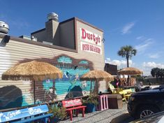 Dusty's Oyster Bar in Panama City Beach Florida. Great oysters!